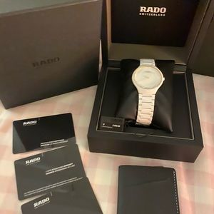 Rado True Thinline Limited Edition Women's Watch